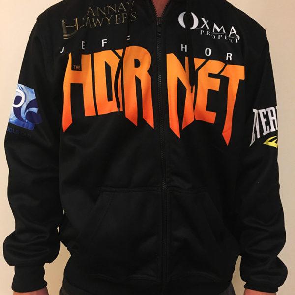 Hornet Hoodie (Black)